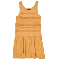 Oblečenie Dievčatá Krátke šaty Ikks XS31012-74-J Oranžová