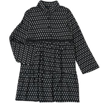 Oblečenie Dievčatá Krátke šaty Ikks XS30002-02-J Čierna