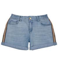 Oblečenie Dievčatá Šortky a bermudy Ikks XS26002-84-J Modrá