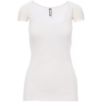 Oblečenie Muži Tričká s krátkym rukávom Payper Wear T-shirt Payper Look blanc
