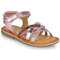 Topánky Dievčatá Sandále Mod'8 CANILA Ružová