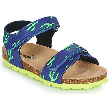 Topánky Chlapci Sandále Mod'8 KOURTIS Modrá / Zelená