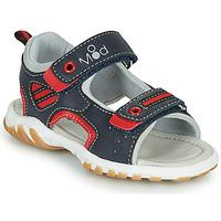 Topánky Chlapci Sandále Mod'8 TOPPY Námornícka modrá / Červená