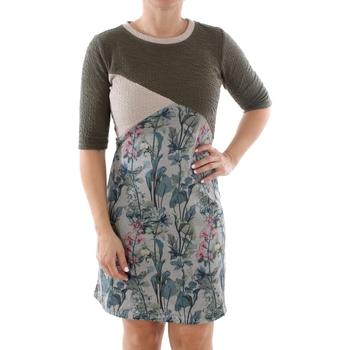 Oblečenie Ženy Krátke šaty Smash MARBELLA DRESS ARMY 38 Verde
