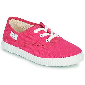 Topánky Dievčatá Nízke tenisky Citrouille et Compagnie KIPPI BOU Ružová
