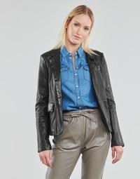Oblečenie Ženy Saká a blejzre Oakwood RESET Čierna