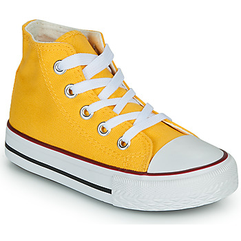 Topánky Deti Členkové tenisky Citrouille et Compagnie OUTIL Žltá