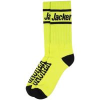 Doplnky Muži Ponožky Jacker After logo socks Zelená