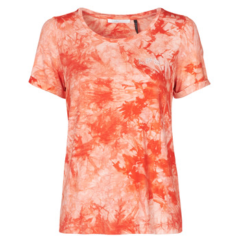 Oblečenie Ženy Tričká s krátkym rukávom Les Petites Bombes BRISEIS Oranžová