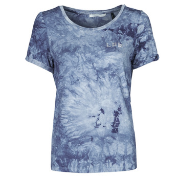 Oblečenie Ženy Tričká s krátkym rukávom Les Petites Bombes BRISEIS Námornícka modrá