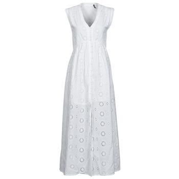 Oblečenie Ženy Dlhé šaty Les Petites Bombes BRIDIE Biela