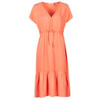 Oblečenie Ženy Krátke šaty Les Petites Bombes BRESIL Oranžová