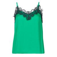 Oblečenie Ženy Tielka a tričká bez rukávov Les Petites Bombes AMY Zelená