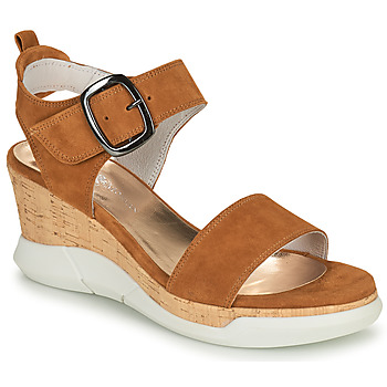 Topánky Ženy Sandále Philippe Morvan AMOR V1 Hnedá