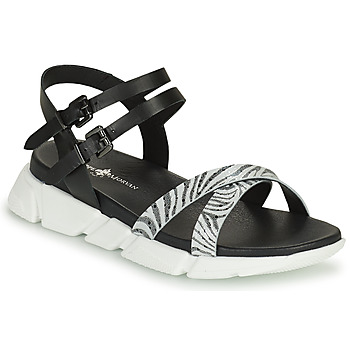 Topánky Ženy Sandále Philippe Morvan KERALA V1 Čierna