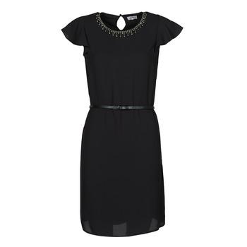 Oblečenie Ženy Krátke šaty Liu Jo WA1561-T9767-22222 Čierna