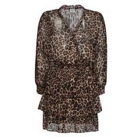 Oblečenie Ženy Krátke šaty Liu Jo WA1530-T5059-T9680 Leopard