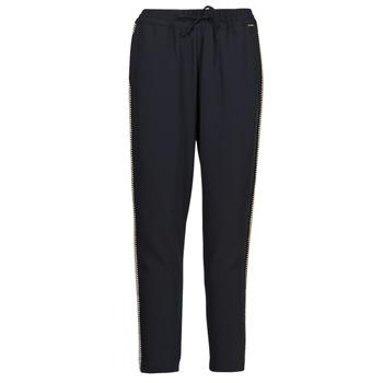 Oblečenie Ženy Padavé nohavice Liu Jo WA1111-T7982-93923 Námornícka modrá