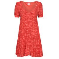 Oblečenie Ženy Krátke šaty Liu Jo WA1339-T4768-T9684 Červená