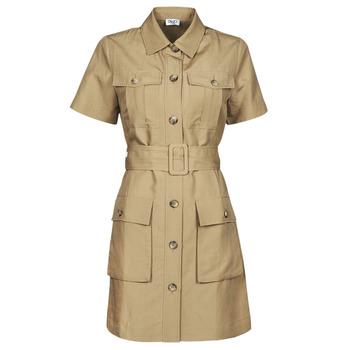 Oblečenie Ženy Krátke šaty Liu Jo WA1301-T4818-X0365 Béžová