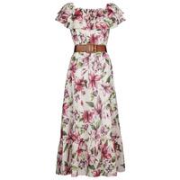 Oblečenie Ženy Dlhé šaty Liu Jo WA1496-T5976-T9706 Kvetovaná