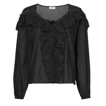 Oblečenie Ženy Blúzky Liu Jo WA1084-T5976-22222 Čierna