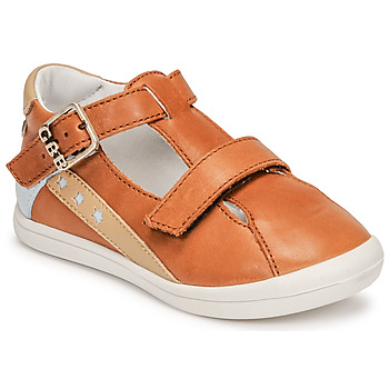 Topánky Chlapci Sandále GBB BERNOU Hnedá