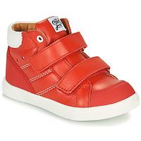 Topánky Chlapci Členkové tenisky GBB MORISO Červená