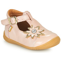 Topánky Dievčatá Balerínky a babies GBB EFIRA Ružová