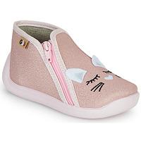 Topánky Dievčatá Papuče GBB APOLA Ružová