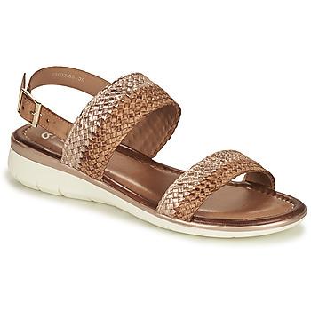Topánky Ženy Sandále Ara KRETA-S Hnedá