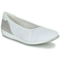 Topánky Ženy Nízke tenisky Ara PORTO-FUSION4 Biela