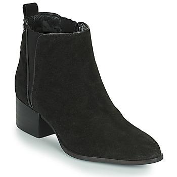 Topánky Ženy Polokozačky Pepe jeans WATERLOO ICON Čierna