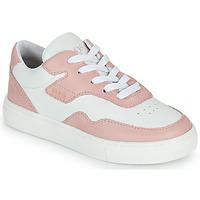 Topánky Dievčatá Nízke tenisky BOSS PAOLA Biela / Ružová