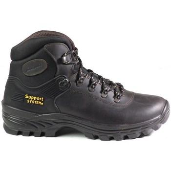 Topánky Muži Turistická obuv Grisport 10242D26G Čierna