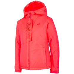 Oblečenie Dievčatá Saká a blejzre 4F JKUDN001 Červená