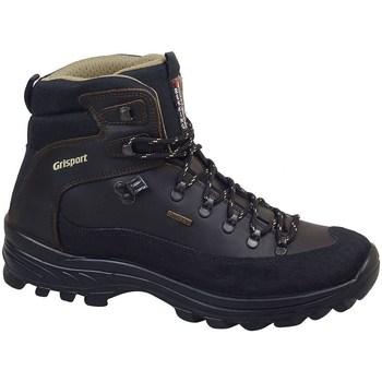 Topánky Muži Turistická obuv Grisport 10248D116G Čierna