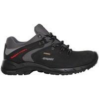 Topánky Muži Turistická obuv Grisport 11106N191G Čierna, Sivá