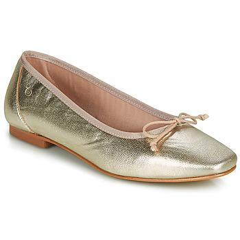 Topánky Ženy Balerínky a babies Betty London ONDINE Zlatá