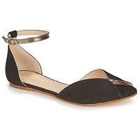 Topánky Ženy Sandále Betty London INALI Čierna