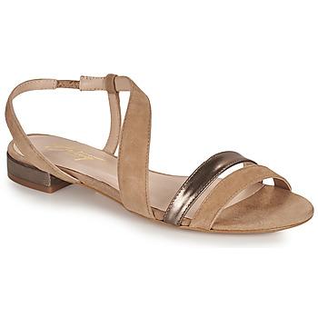 Topánky Ženy Sandále Betty London OCOLI Béžová