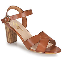 Topánky Ženy Sandále Betty London OCOLA Ťavia hnedá