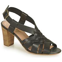Topánky Ženy Sandále Betty London OCHAT Čierna