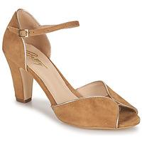 Topánky Ženy Sandále Betty London ORAD Ťavia hnedá