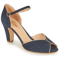 Topánky Ženy Sandále Betty London ORADI Námornícka modrá