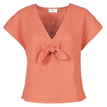 Oblečenie Ženy Blúzky Betty London ODIME Terakotová