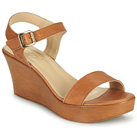 Topánky Ženy Sandále Betty London CHARLOTA Ťavia hnedá