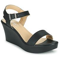 Topánky Ženy Sandále Betty London CHARLOTA Čierna