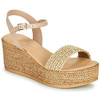 Topánky Ženy Sandále Betty London OFINI Béžová