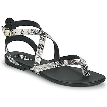 Topánky Ženy Sandále Betty London OPALACE Šedá